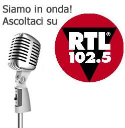 Di nuovo on air su RTL 102.5